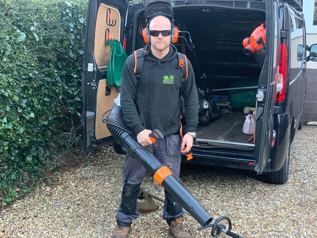 Picture of Joe Bristow - Gardening Services Torquay